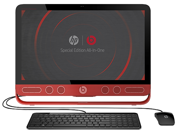 gambar HP ENVY - 23xt Beats Special Edition All-in-One PC