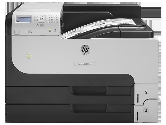gambar HP LaserJet Enterprise 700 Printer M712n