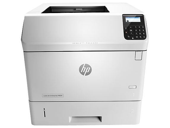 gambar HP LaserJet Enterprise M604n