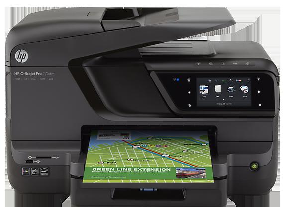 gambar HP Officejet Pro 276dw Multifunction Printer