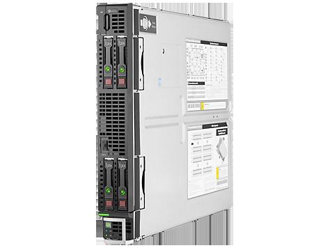 gambar HP ProLiant BL660c Gen9 E5-4650v3 128GB-R 4P Server Blade(728349-B21)