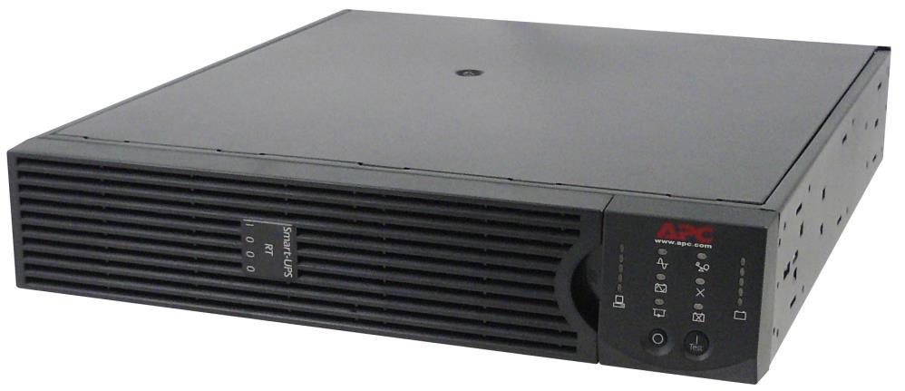 gambar APC Smart-UPS RT 1000VA RM 230V - SURT1000RMXLI