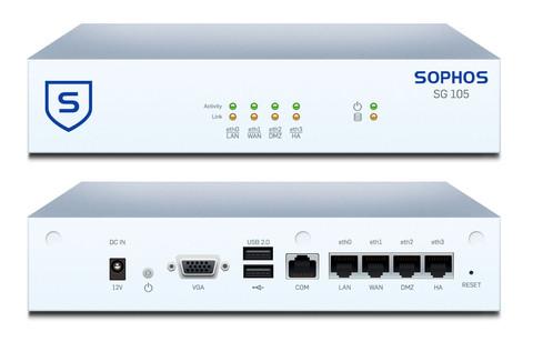 gambar Sophos SG 105 Total Protect