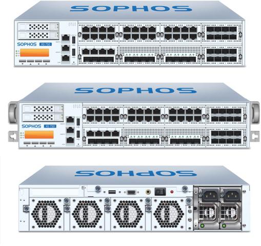 gambar Sophos XG 750