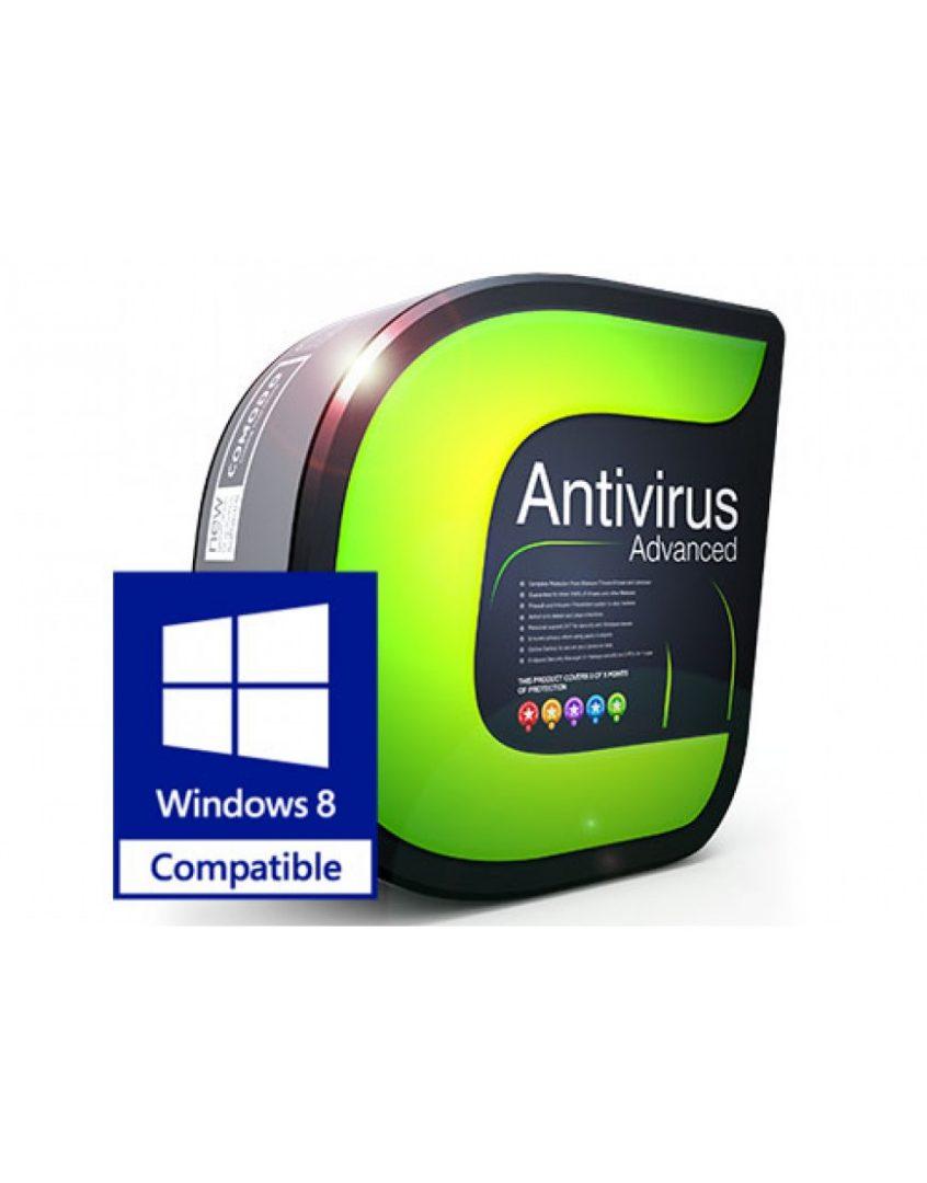 gambar Comodo Advanced Antivirus 8