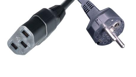 gambar Aruba PC-AC-EC Cont Euro AC Power Cord JW118A