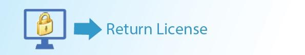 Return License ZWCAD