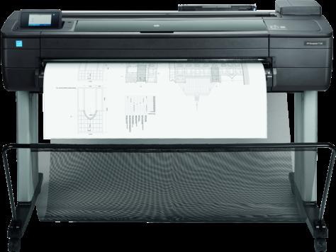 gambar HP DesignJet T730 36-in - F9A29B