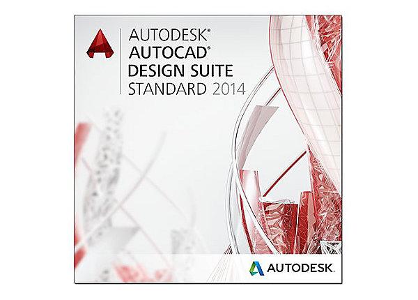gambar AutoCAD Design Suite Standard 2014