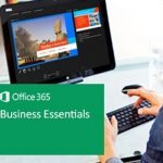 gambar Office 365 Business Essentials (9F5-00003) Single User Annual Subscription