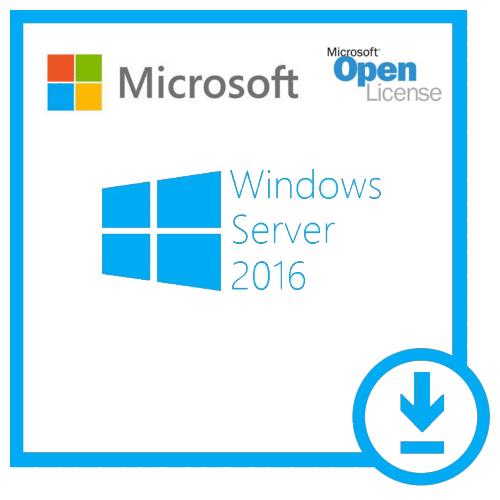 gambar Windows Server 2016 Std SNGL OLP 2Lic NL CoreLic (9EM-00124)