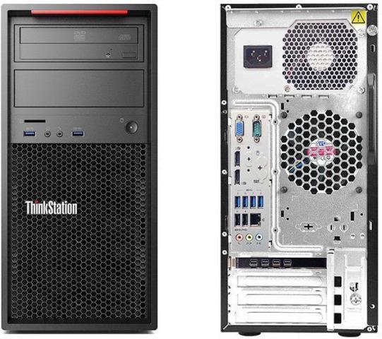 gambar ThinkStation P320 - MTM 30BHA001ID