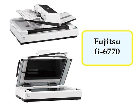gambar scanner FUJITSU fi-6770