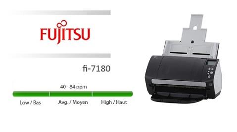 gambar Scanner FUJITSU fi-7180