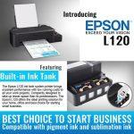 gambar Harga printer epson l120