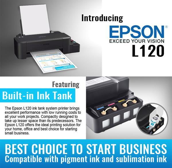 Harga printer epson l120 - Spesifikasi Dan Harga