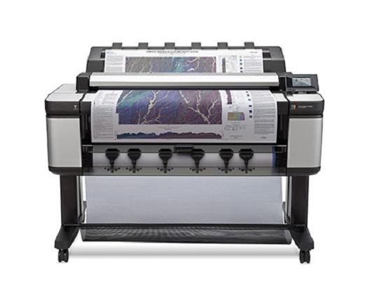 gambar Plotter HP Designjet t3500