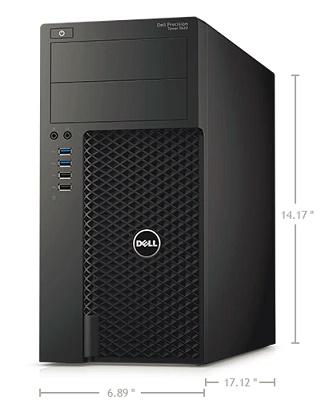 port Dell Precision T3420 MT