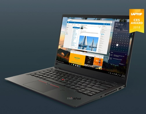 gambar LENOVO ThinkPad X1 Carbon (6th Gen)