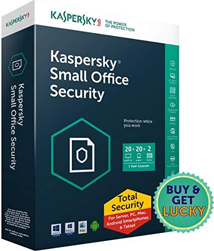 Kaspersky Small Office Security Ksos 5 20 Antivirus