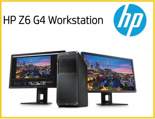 Fitur workstation HP Z6 G4 wajib diketahui sebelum membeli