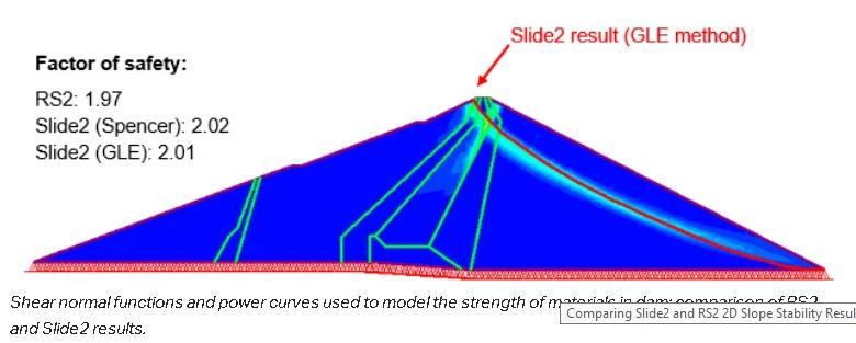 Jual RS2 2019 Rocscience - Advanced Materials Models