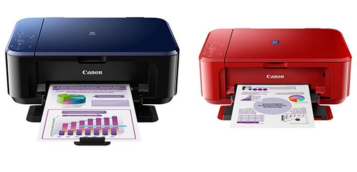 Gambar Printer All In One CANON PIXMA E560 & E560R