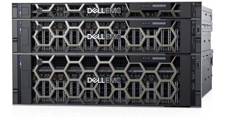 jual DELL EMC PowerEdge Rackmount Server Series