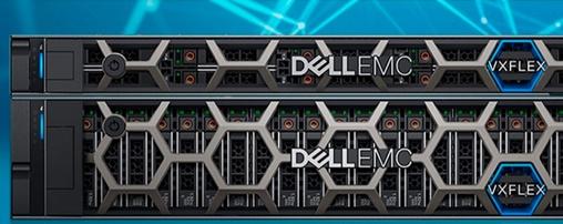 Gambar Server Dell EMC VxFlex - Support HCI Hyperconverged Infrastructure