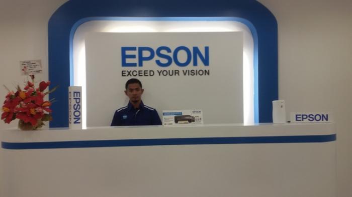 alamat Service center EPSON Provinsi BANTEN