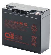 CSB Battery GP12200 12V-20Ah
