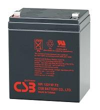 CSB Battery HR1221WF2 12V-5Ah