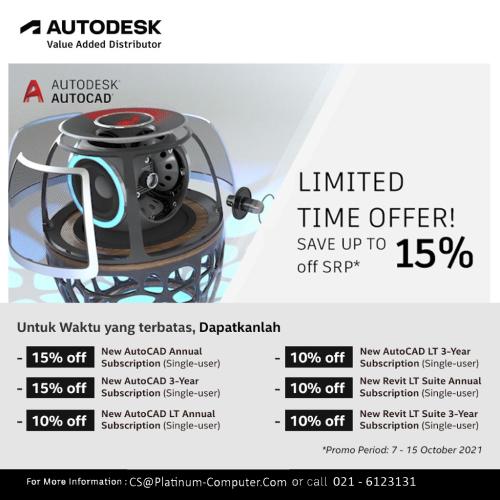 image Promo AutoCAD Okt 2021